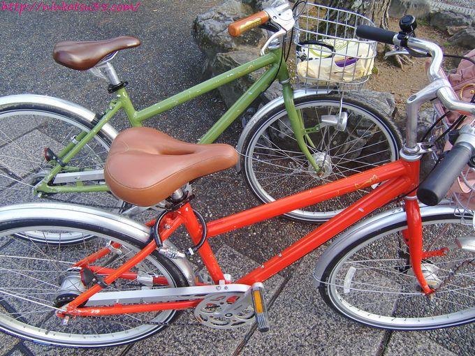嵐山から鈴虫寺までサイクリングR
