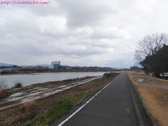 嵐山から鈴虫寺サイクリングコースR