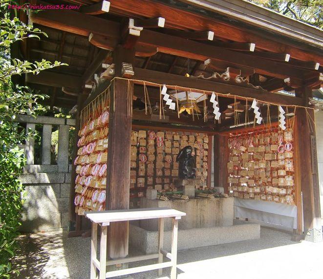 岡崎神社黒ウサギR